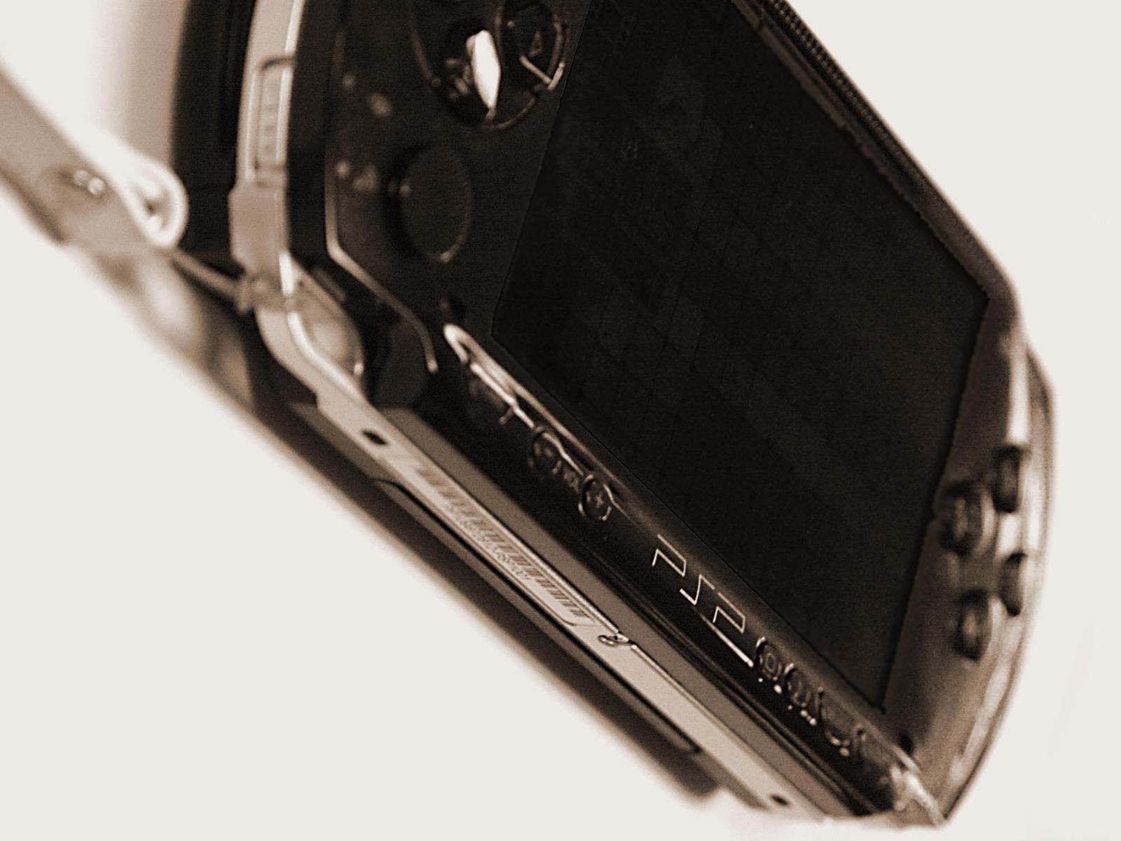 PSP. by beccapark