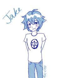 Jake for Ask-Jakehunter by ASK-Len