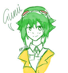 Gumi for Ask-Jakehunter by ASK-Len