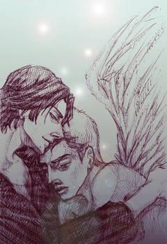 My Angel_sketch
