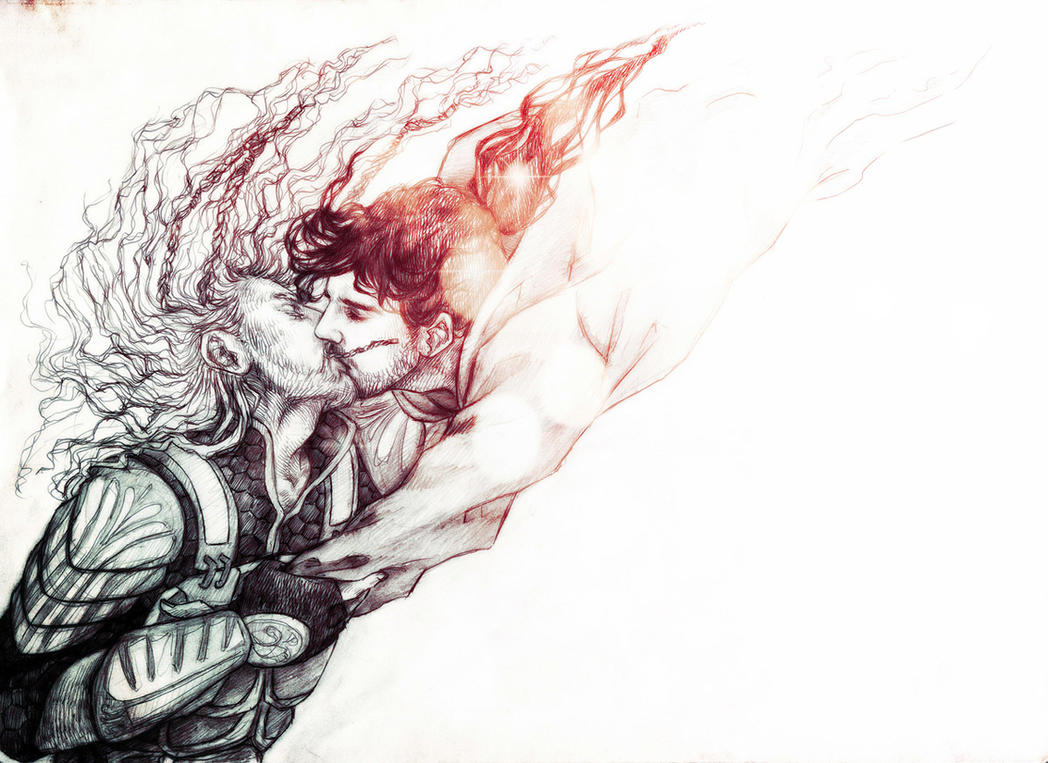 Fili and Kili - Epic retelling by IrbisN