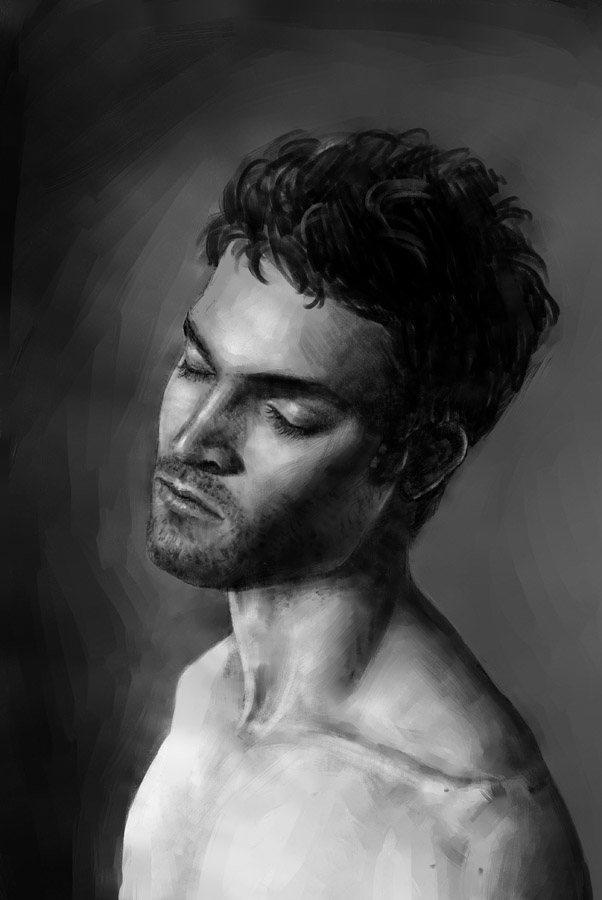 Tyler Hoechlin by IrbisN