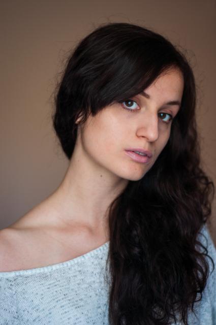 self-portrait by jestembella