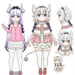 Kanna - Dragon Maid Kisekae