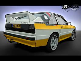 Audi Quattro SWB by carguy88