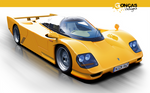 Dauer Porsche 962 Le Mans