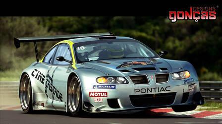Pontiac GTO - Fia GT Spec by carguy88