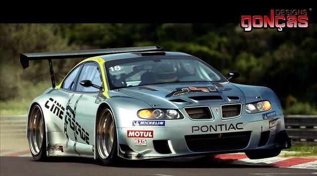 Pontiac GTO - Fia GT Spec