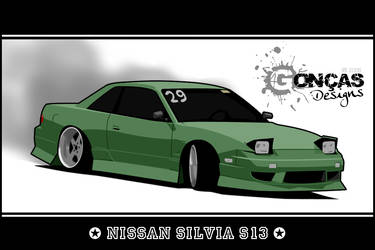 Silvia Drifting by carguy88