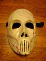 Battle Damage Terror Mask by ShockStudios