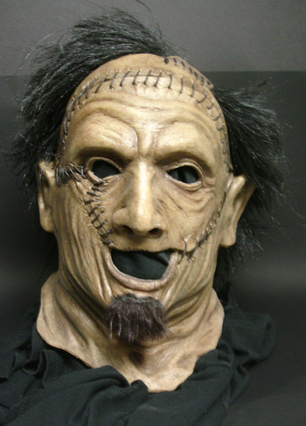 Gallery for leatherface the beginning mask for The mask photos gallery