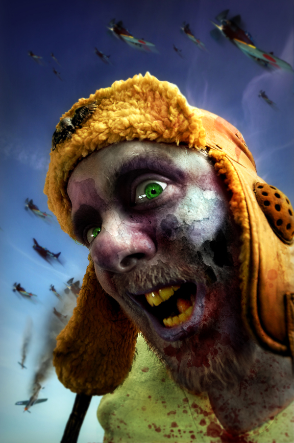 Stop the Zombie Invasion by ShockStudios