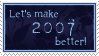 Better World Stamp by Raven-LaLupa