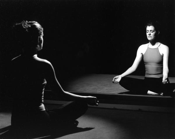 Yoga by opticverve