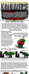 Kaijuverse Making Tutorial Part 1: Kaiju Making by A3DNazRigar