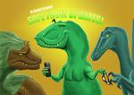 Giganotosaurus! Safe from Updates!