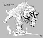 Project Pantheon: Ammit