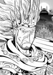 AU: The Firstborn of Gwyn, Lord of Dragons