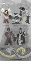 Deities of Dark Souls Part 2 by A3DNazRigar