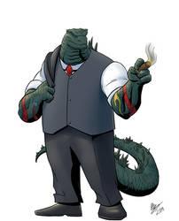Mobzilla 2019 - Godzilla by A3DNazRigar