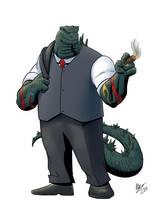 Mobzilla 2019 - Godzilla