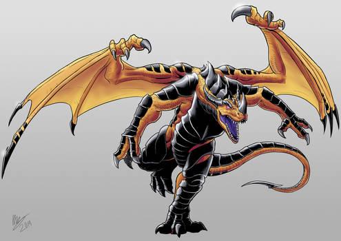 Commission - Draximus