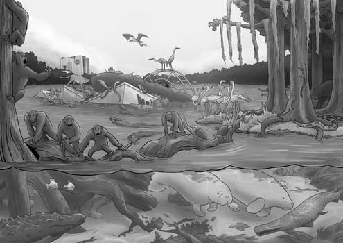 No Man's Land - Miocene Redux