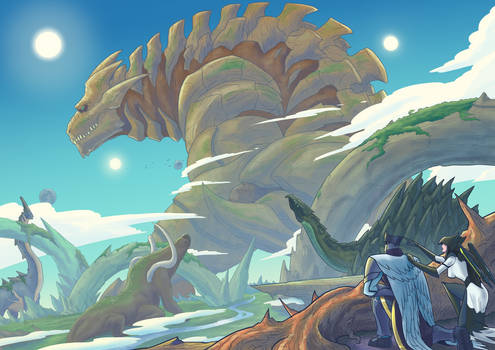 Pantheons - Gan'Haden, the Realm of Behemoth