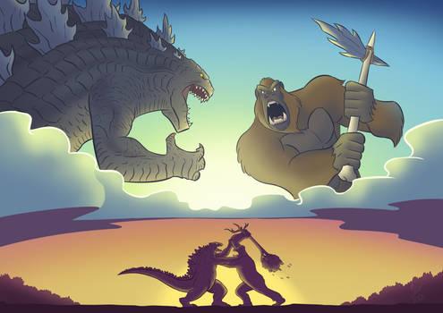 Godzilla vs Kong: Welcoming a New Era