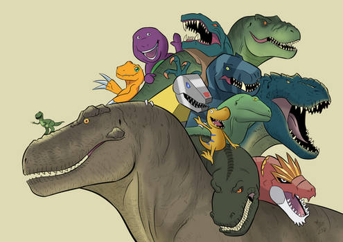 Children of the Lizard King