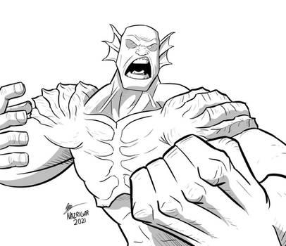 Shang Chi - Abomination's Back!
