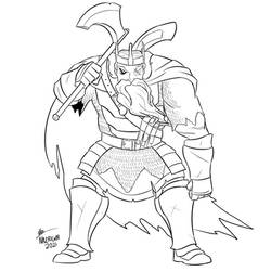 Commission - The Gunpowder King