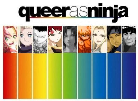 Queer as ninja by 00Minc00