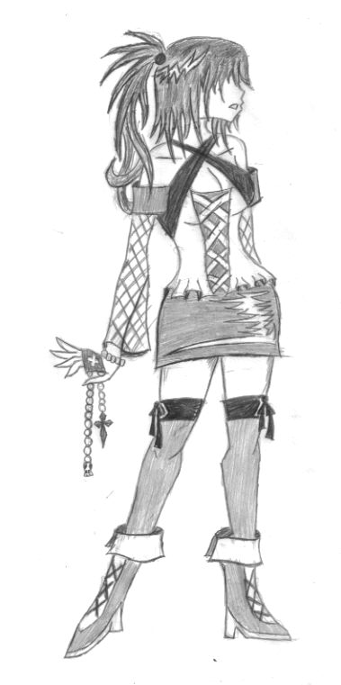 Design One: Gothic Punk by rage0ng
