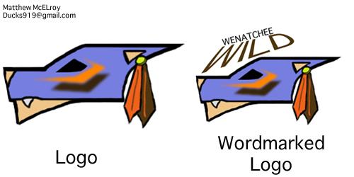 Wenatchee Wild logo contest