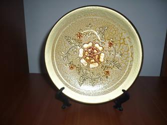 ornament plate