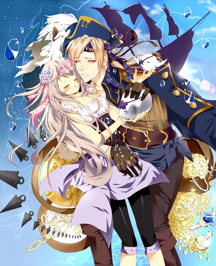 Manga Anime Pirates