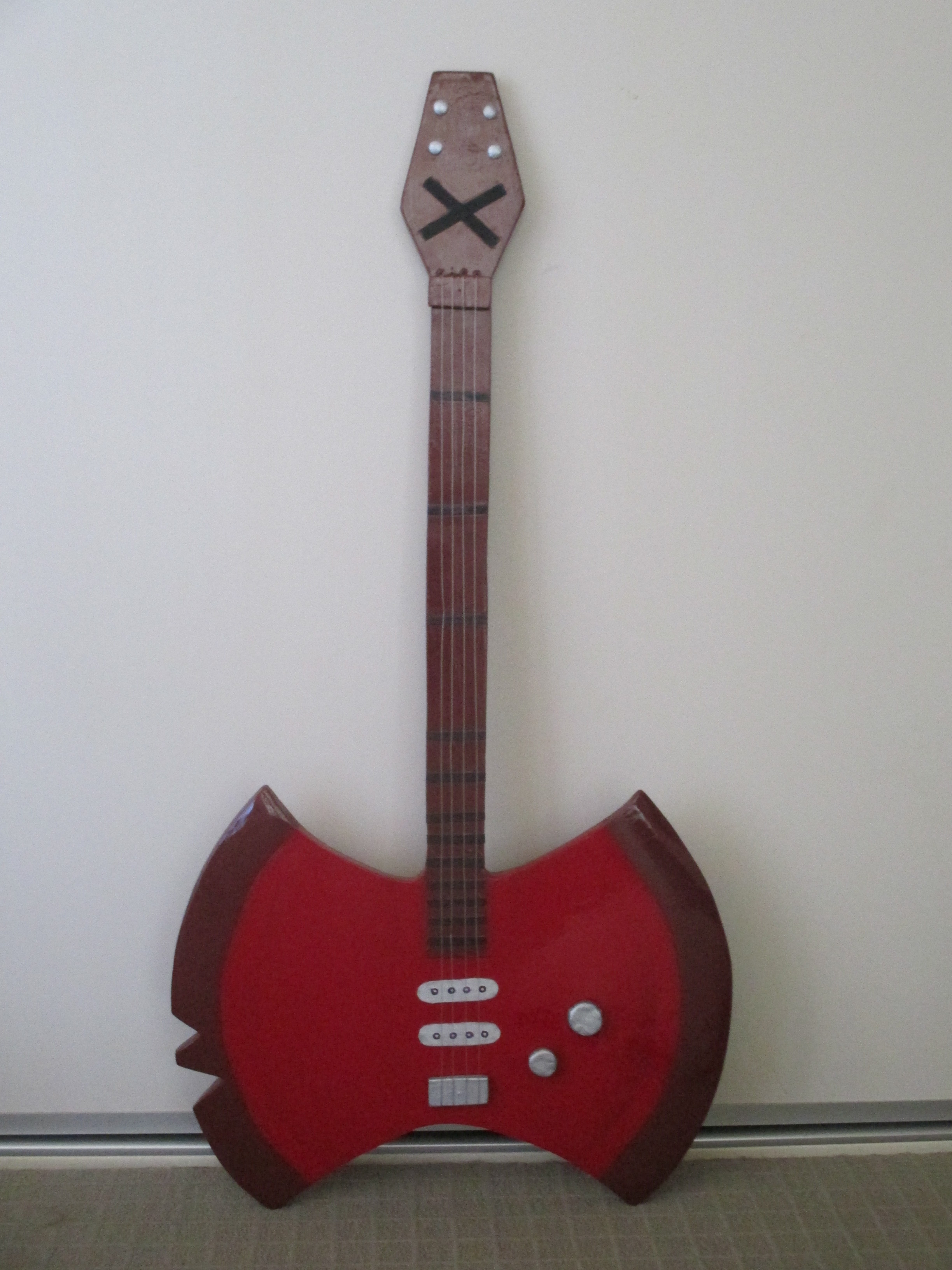Marceline the Vampire Queen Axe-Bass by HeirofBlack on ...