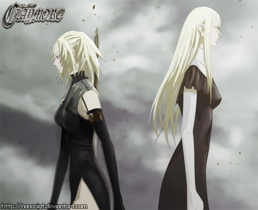 Claymore - Miria and G...