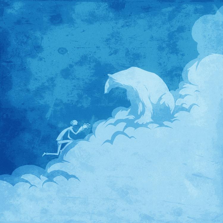 Cloud Climber by MadSketcher