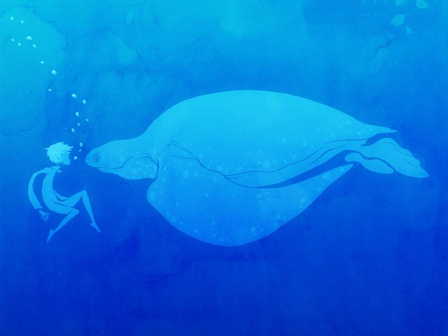 Meet Me Underwater by MadSketcher