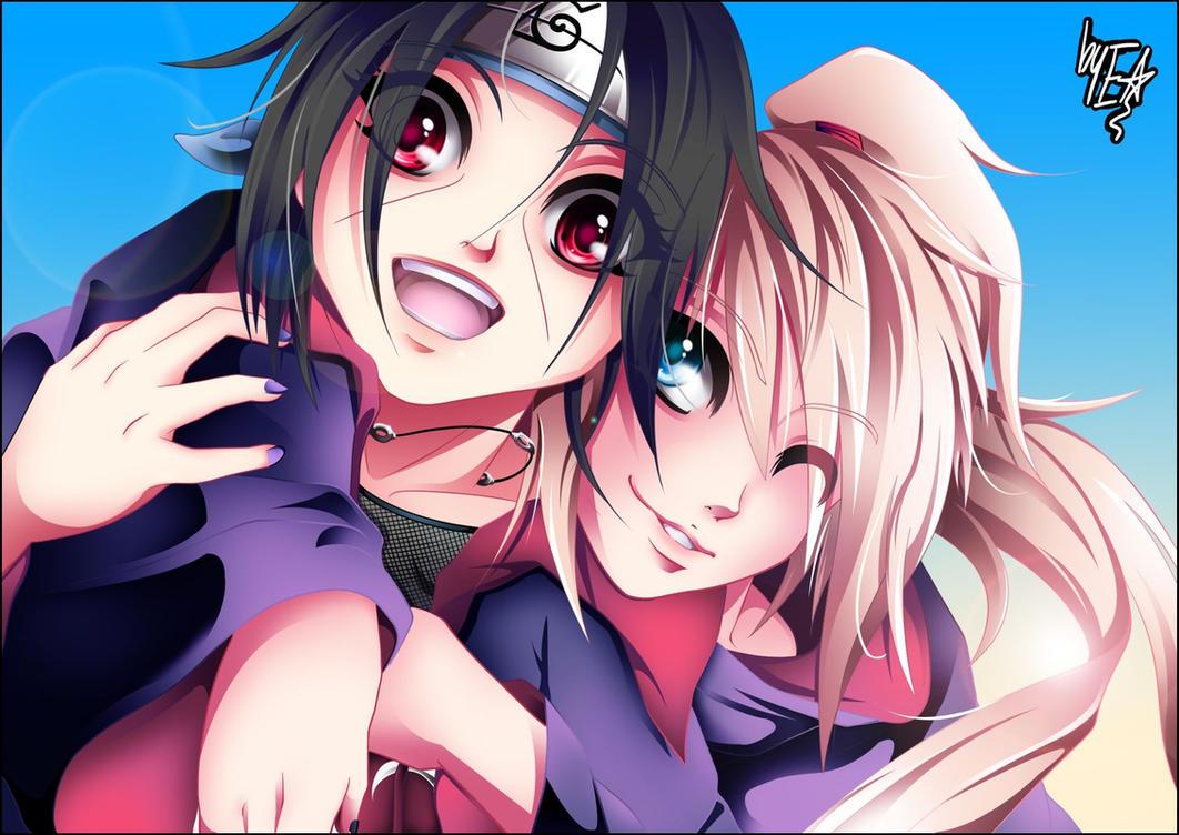 Kawaiitachi and DeiDei by Chillovery