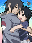 I'm always going to be there for you, Sasuke!