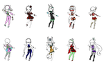 Outfit Adopts | Set Price | OPEN | 3/10