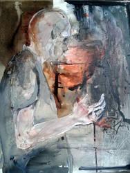 Bleeding Wall - Ich spure es im Nacken by Juergenmay