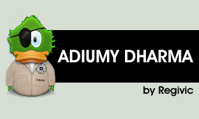 Adiumy Dharma by Regivic