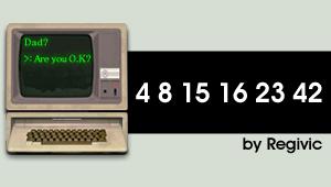 4 8 15 16 23 42 by Regivic