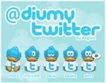 Adiumy Twitter