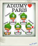 Adiumy Love Paris