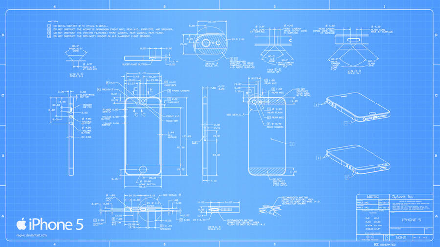 Iphone 5 blueprint 2560x1440 by regivic on deviantart iphone 5 blueprint 2560x1440 by regivic malvernweather Images